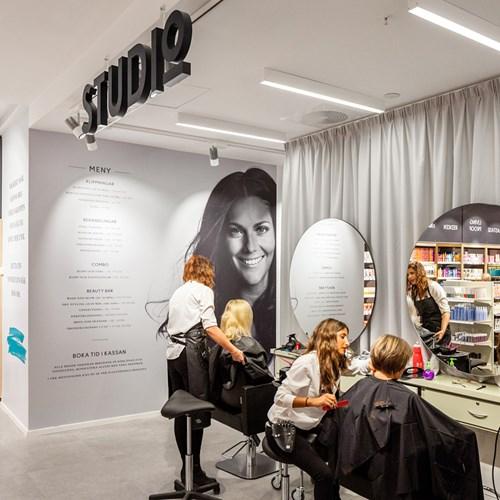 hårfrisör mall of scandinavia