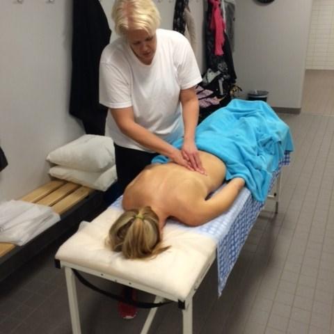 klassisk massage växjö