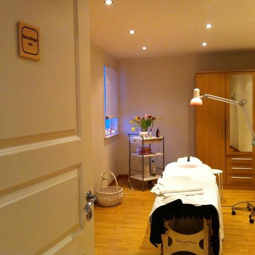 gift massage ansiktsbehandling