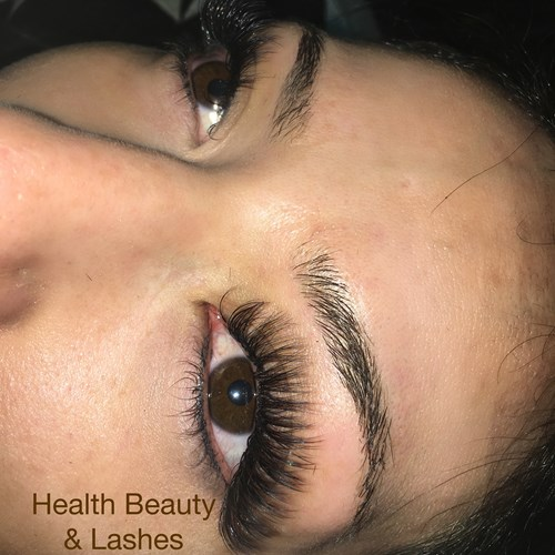 Boka Singel fransar terbesk Health Beauty & Lashes