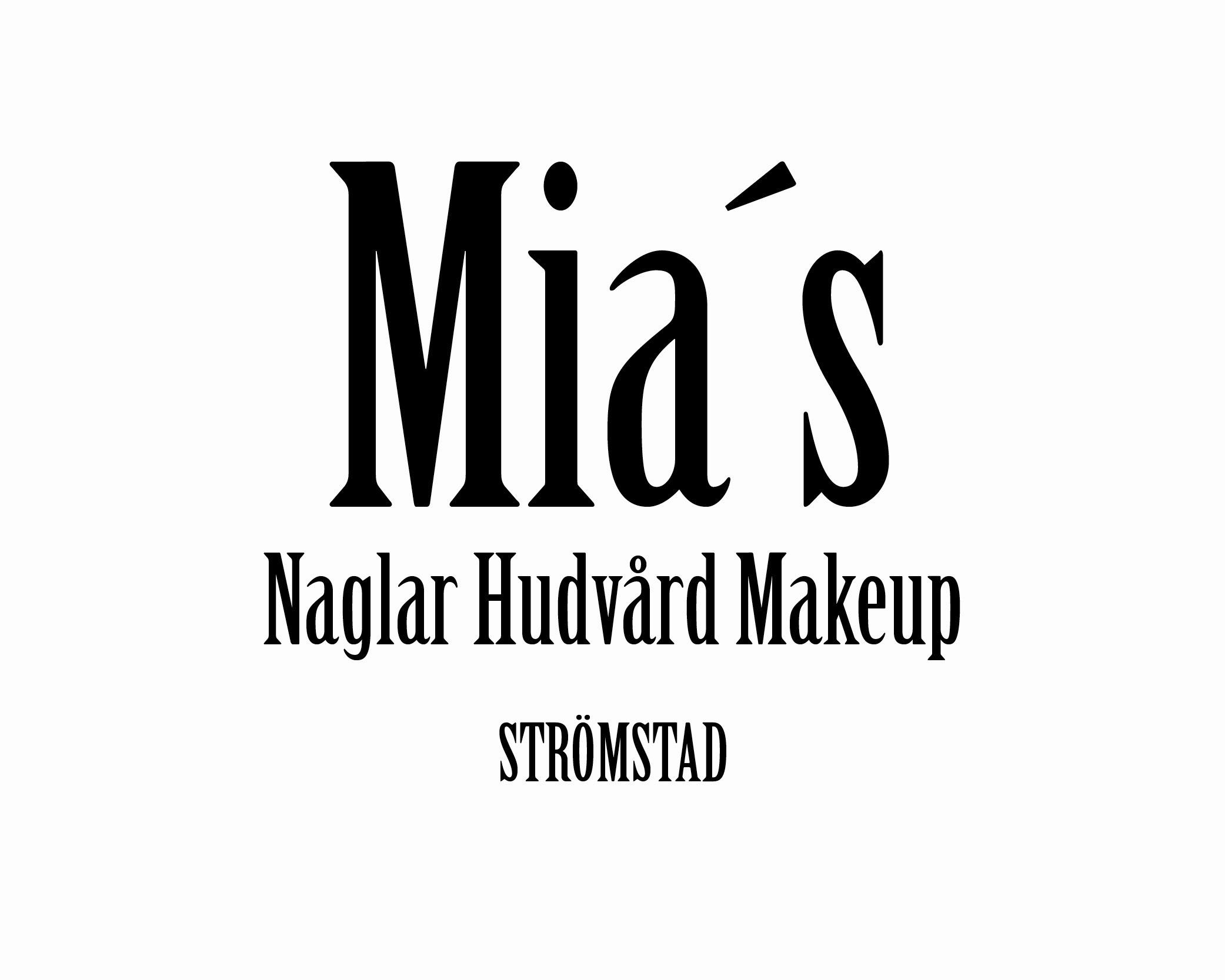 Mia S Naglar Hudvard Makeup Stromstad Bokadirekt